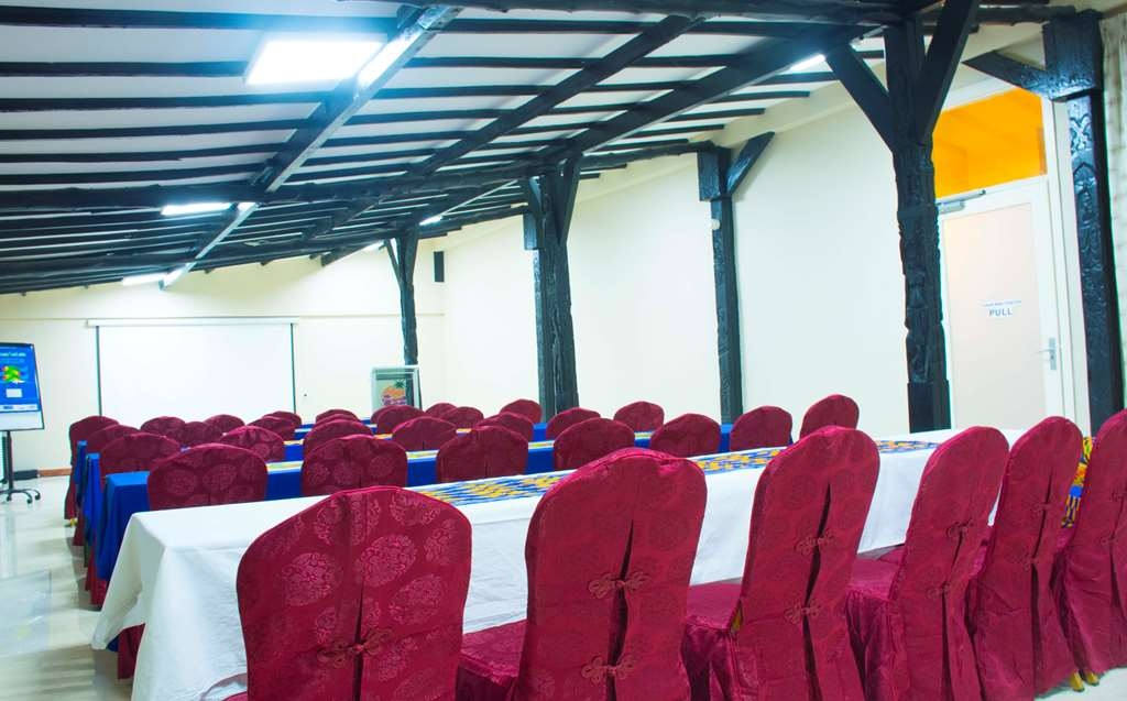 Best Western Plus Accra Beach Hotel - Esi Larbi Conference Hall