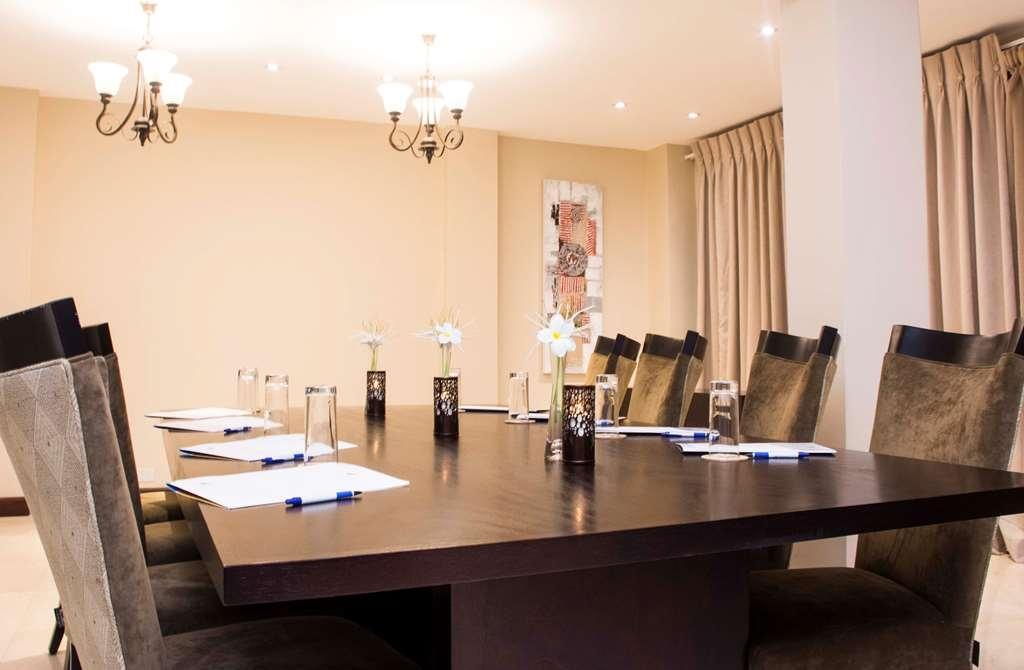 Best Western Plus Accra Beach Hotel - Besprechungszimmer