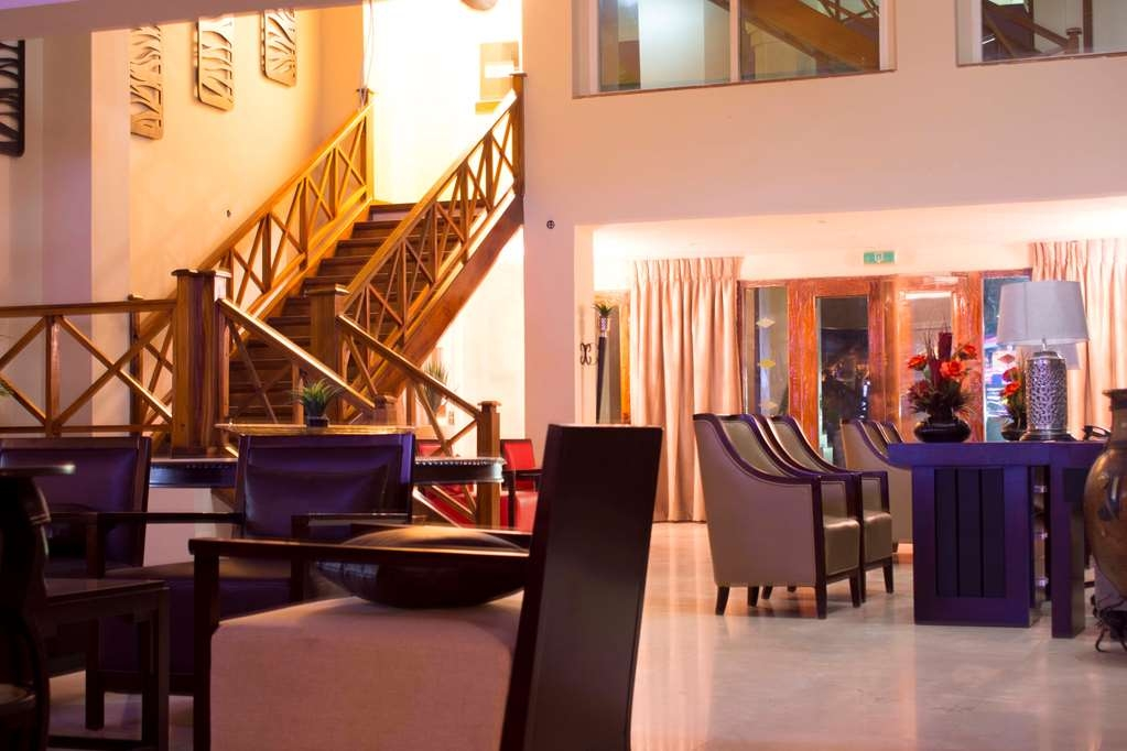 Best Western Plus Accra Beach Hotel - Vue du lobby