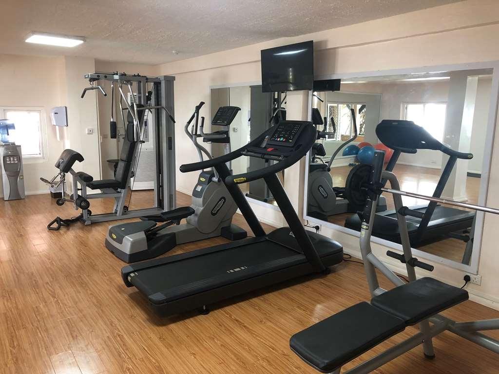 Best Western Plus Accra Beach Hotel - Fitnessstudio