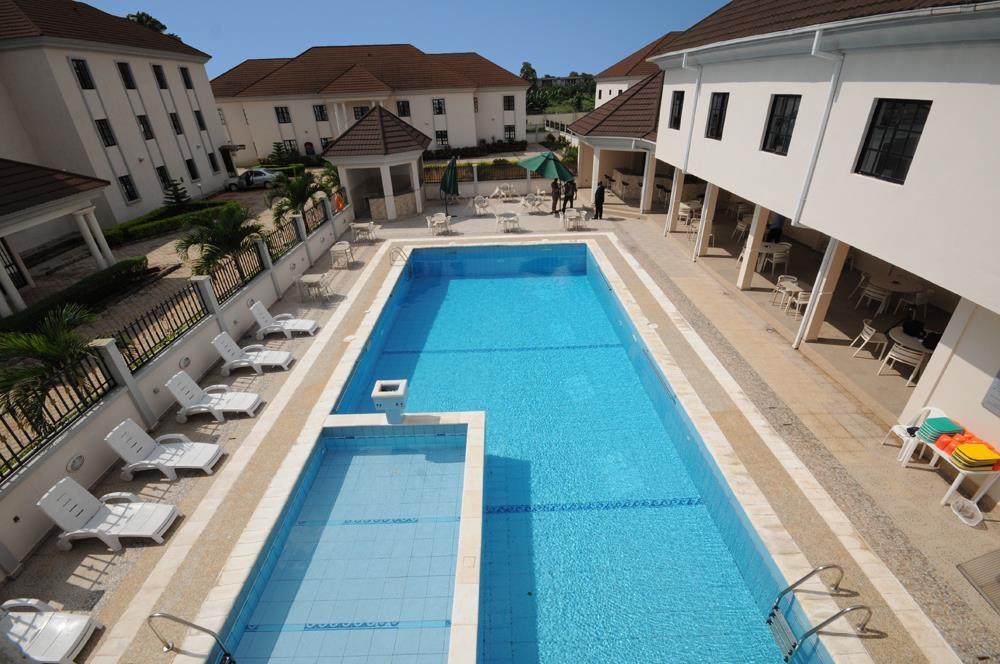 Best Western Homeville - Swimming Pool