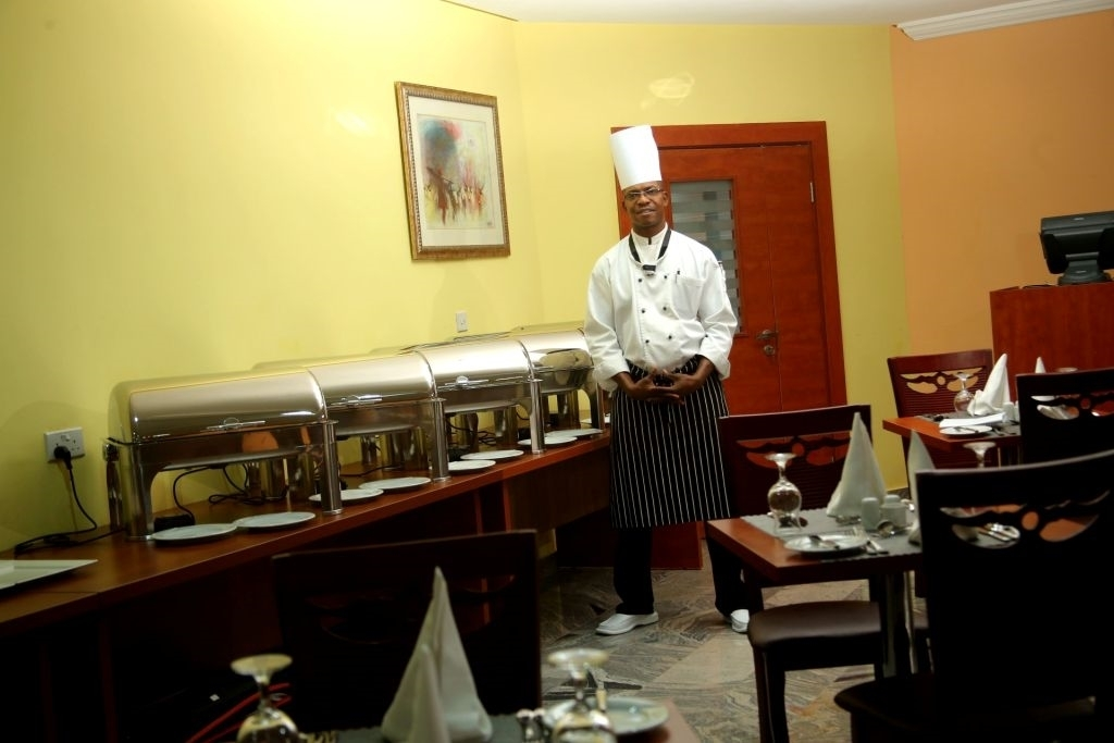 Best Western Plus Elomaz Hotel - buffet