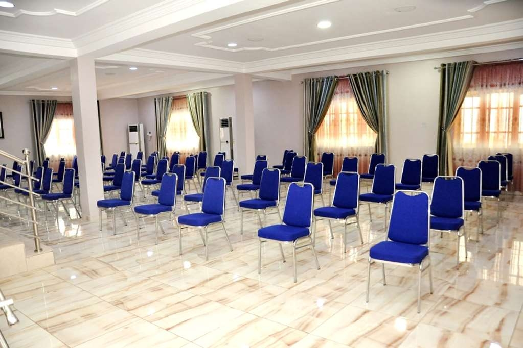 Best Western Meloch Hotel - Sala de reuniones