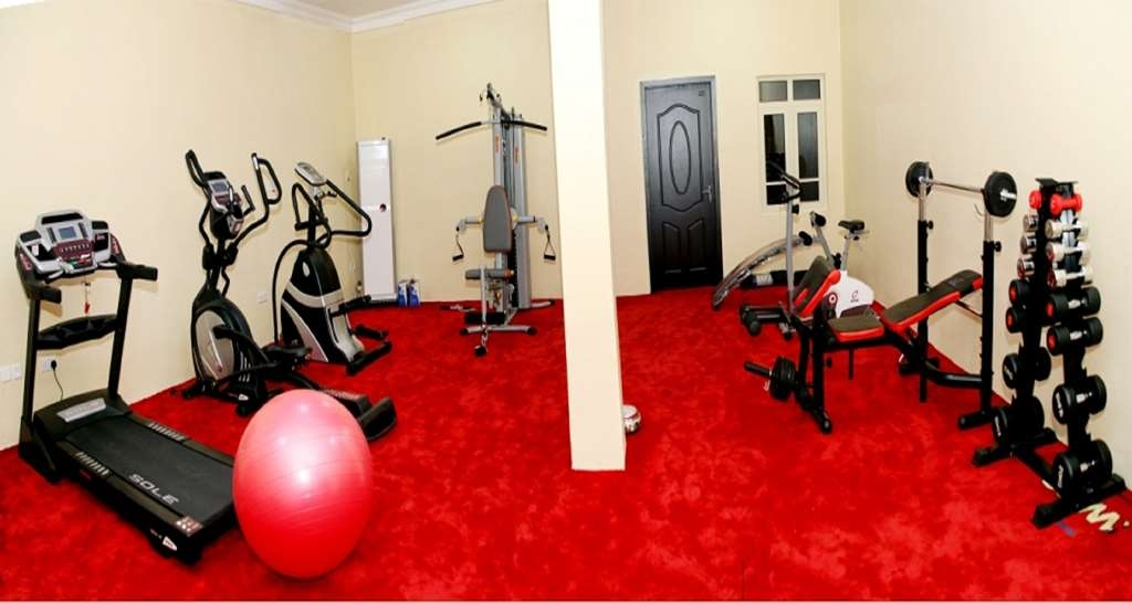 Best Western Meloch Hotel - Exercise Room