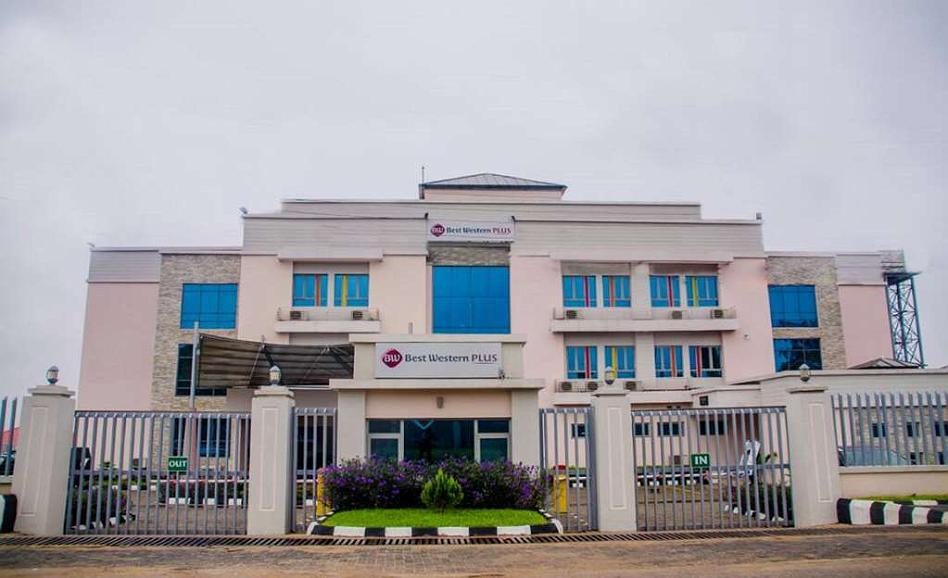 Best Western Plus Ibadan - Vue extérieure