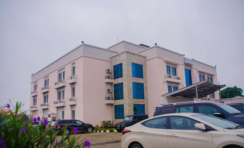 Best Western Plus Ibadan - Facciata dell'albergo