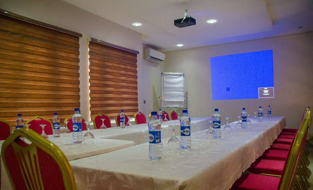 Best Western Plus Ibadan - Meeting Room