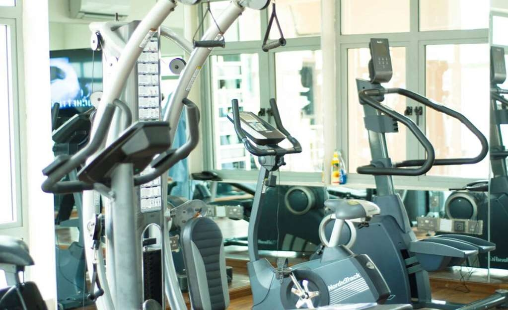 Best Western Plus Ibadan - Fitnessstudio