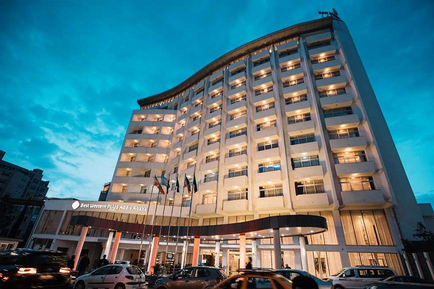 Best Western Plus Addis Ababa - Aussenansicht