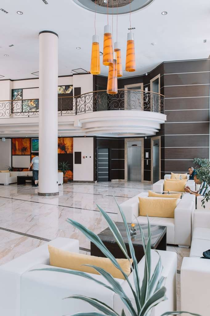 Best Western Plus Addis Ababa - Vue du lobby