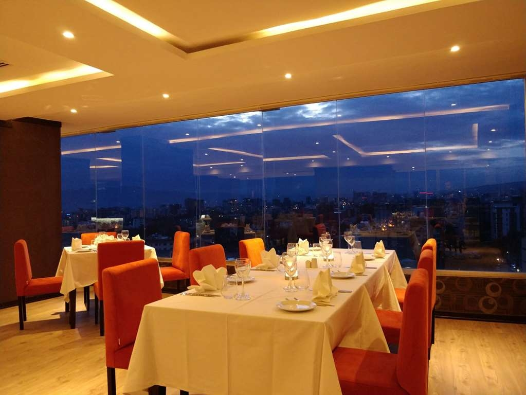 Best Western Plus Addis Ababa - Restaurant / Etablissement gastronomique