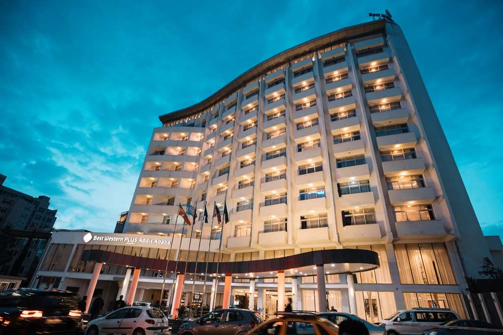 Best Western Plus Addis Ababa - Façade