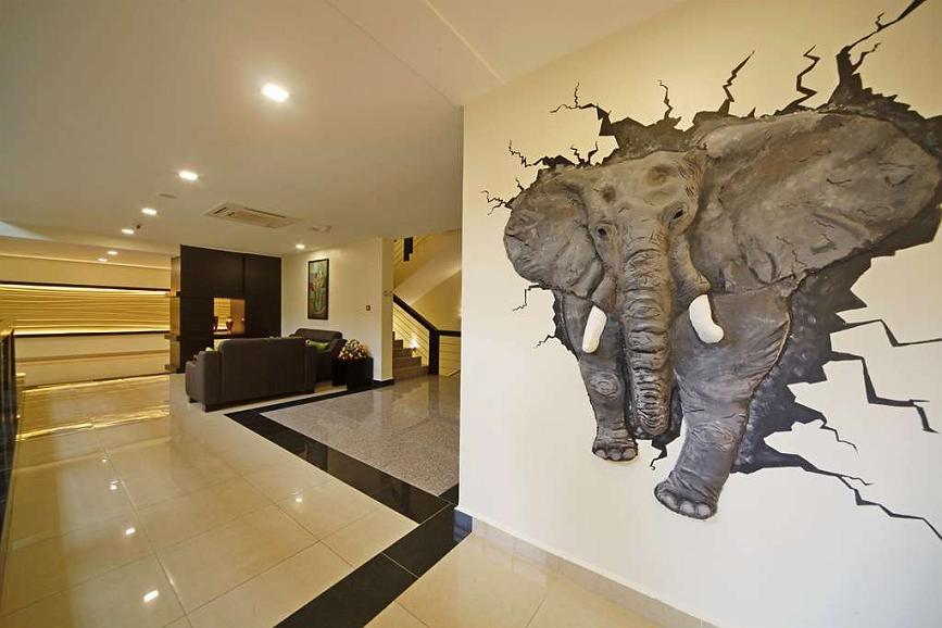 Best Western Premier Garden Hotel Entebbe - Vue du lobby