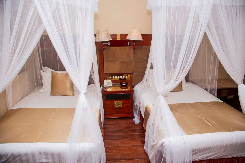 Best Western Plus Lusaka Grand Hotel - Standard Twin Guest Room