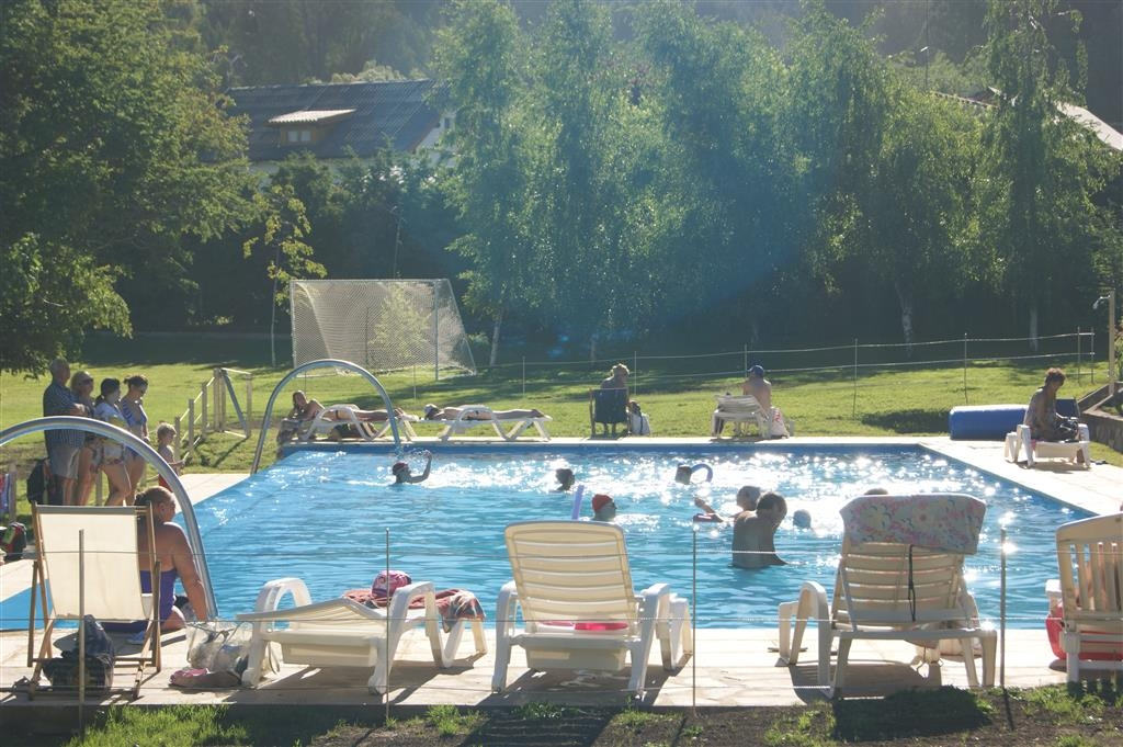Best Western Villa Sofia Apart Hotel - Outdoor Swimming Pool