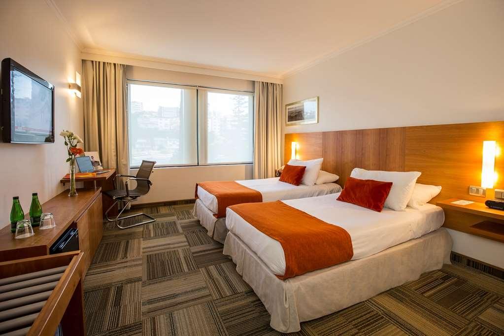 Best Western Marina Del Rey - Chambre avec lits jumeaux.
