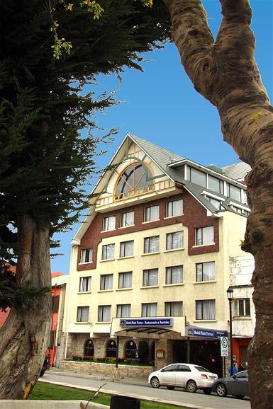 Best Western Hotel Finis Terrae - Aussenansicht