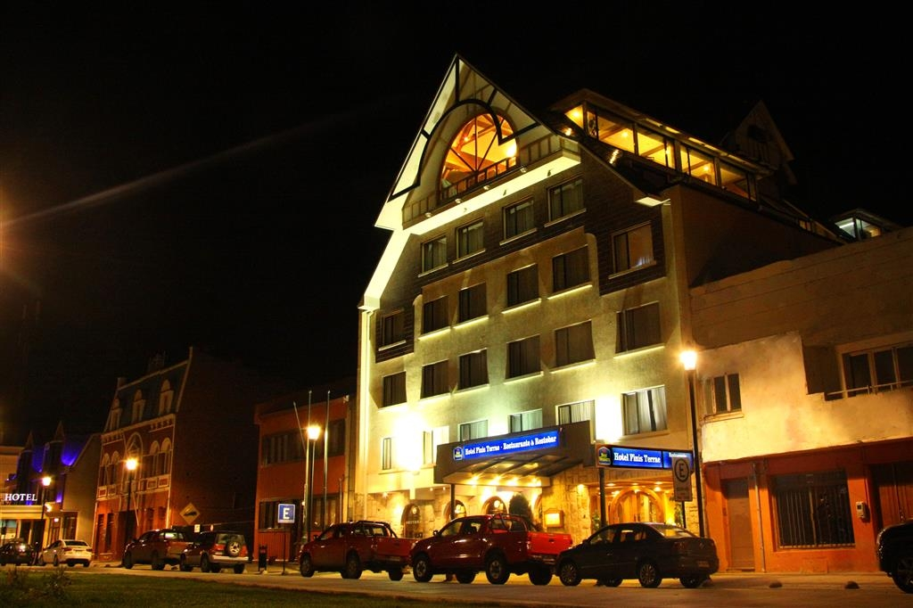 Best Western Hotel Finis Terrae - Hotel Exterior
