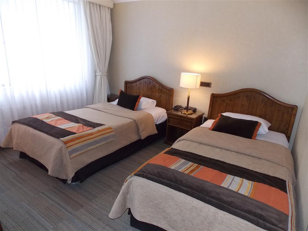 Best Western Hotel Finis Terrae - Chambres / Logements