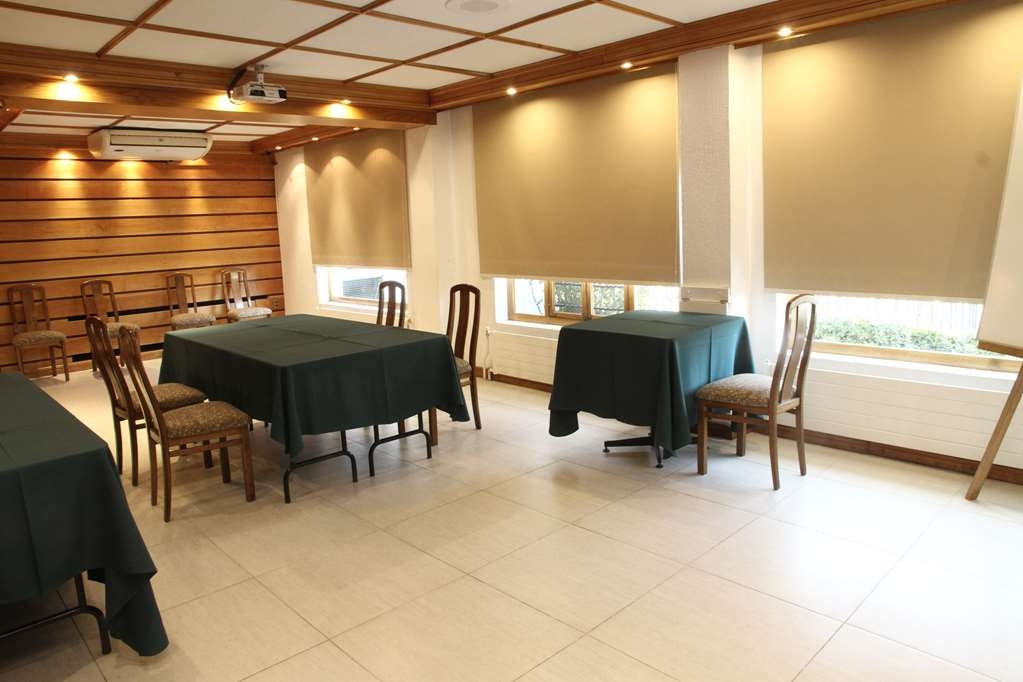 Best Western Hotel Finis Terrae - Besprechungszimmer