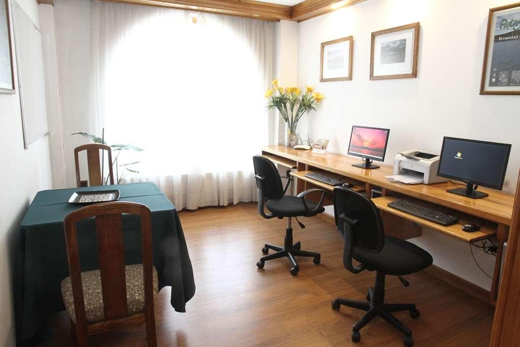 Best Western Hotel Finis Terrae - Geschäft-zentrum