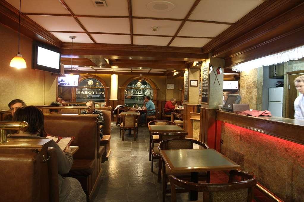 Best Western Hotel Finis Terrae - Bar/Lounge
