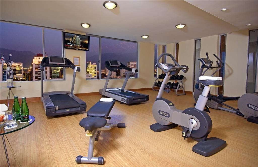 Best Western Premier Marina Las Condes - Fitnessstudio