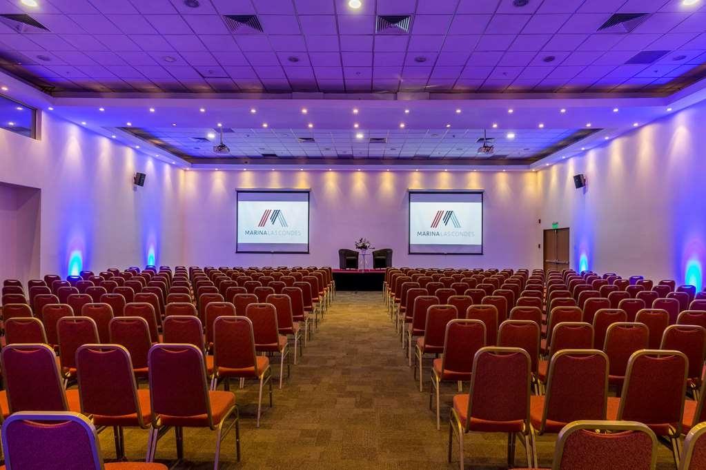 Best Western Premier Marina Las Condes - Sala meeting