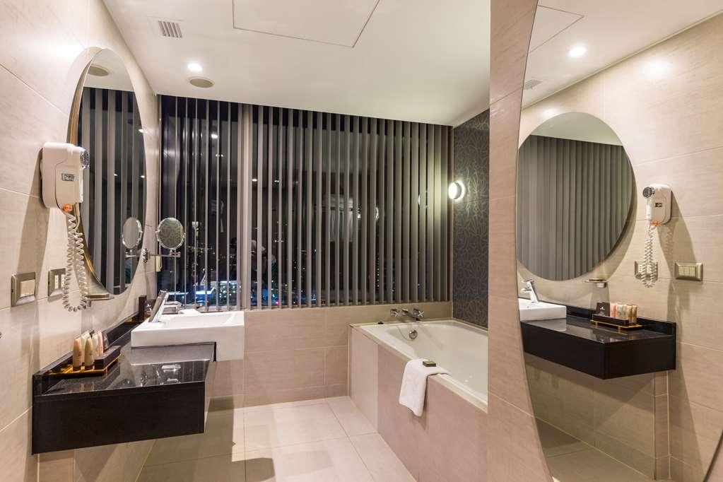 Best Western Premier Marina Las Condes - Gästebad