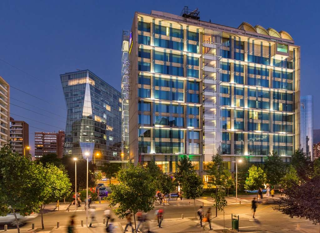 Best Western Premier Marina Las Condes - Außenansicht