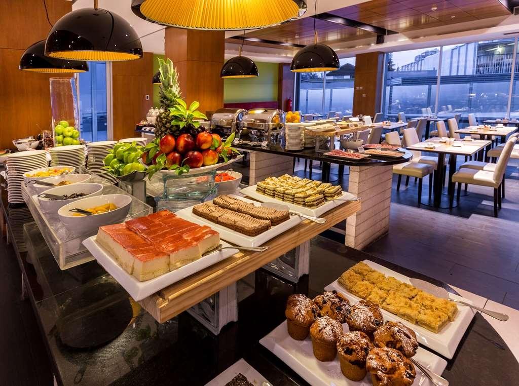 Best Western Premier Marina Las Condes - Restaurant / Gastronomie