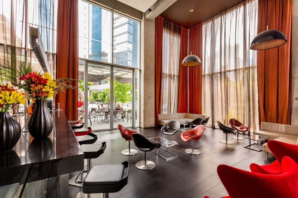 Best Western Premier Marina Las Condes - Sala bar