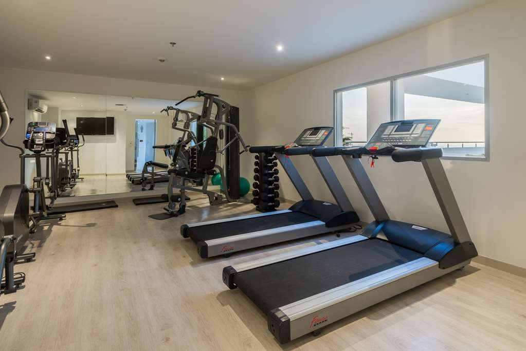 Best Western Plus Santa Marta Hotel - Gym