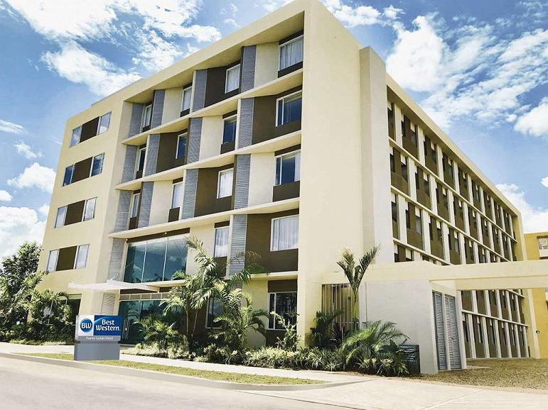 Best Western Puerto Gaitan Hotel - Aussenansicht