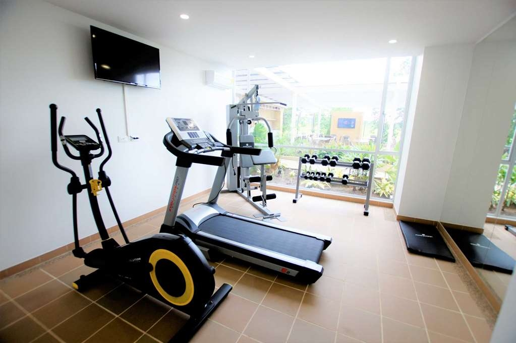 Best Western Puerto Gaitan Hotel - Exercise Room