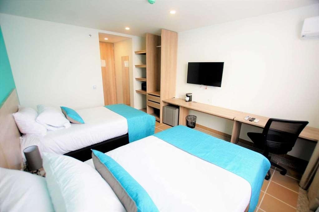 Best Western Puerto Gaitan Hotel - Chambres / Logements