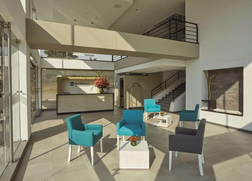 Best Western Duitama Nivari Hotel - Vue du lobby