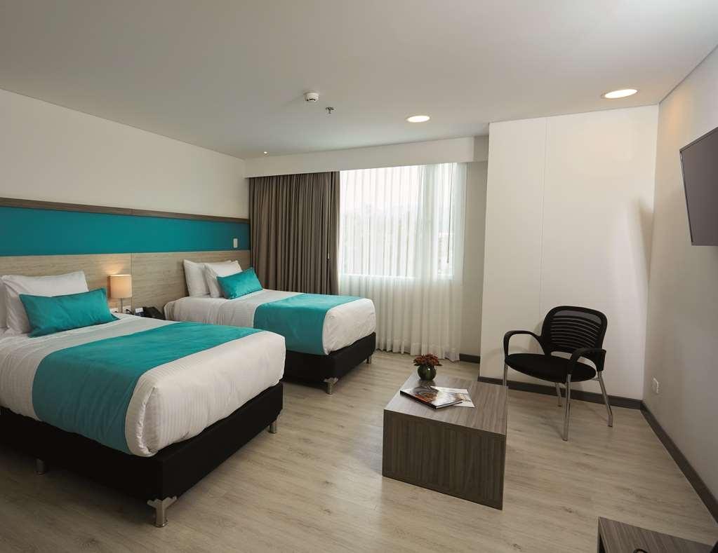 Best Western Duitama Nivari Hotel - Habitaciones/Alojamientos