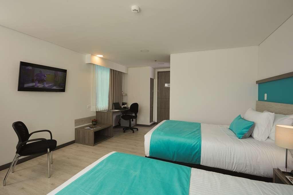 Best Western Duitama Nivari Hotel - Guest Room