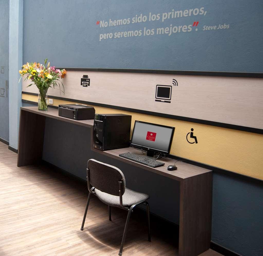 Best Western Calleja Suites - centro de negocios-característica