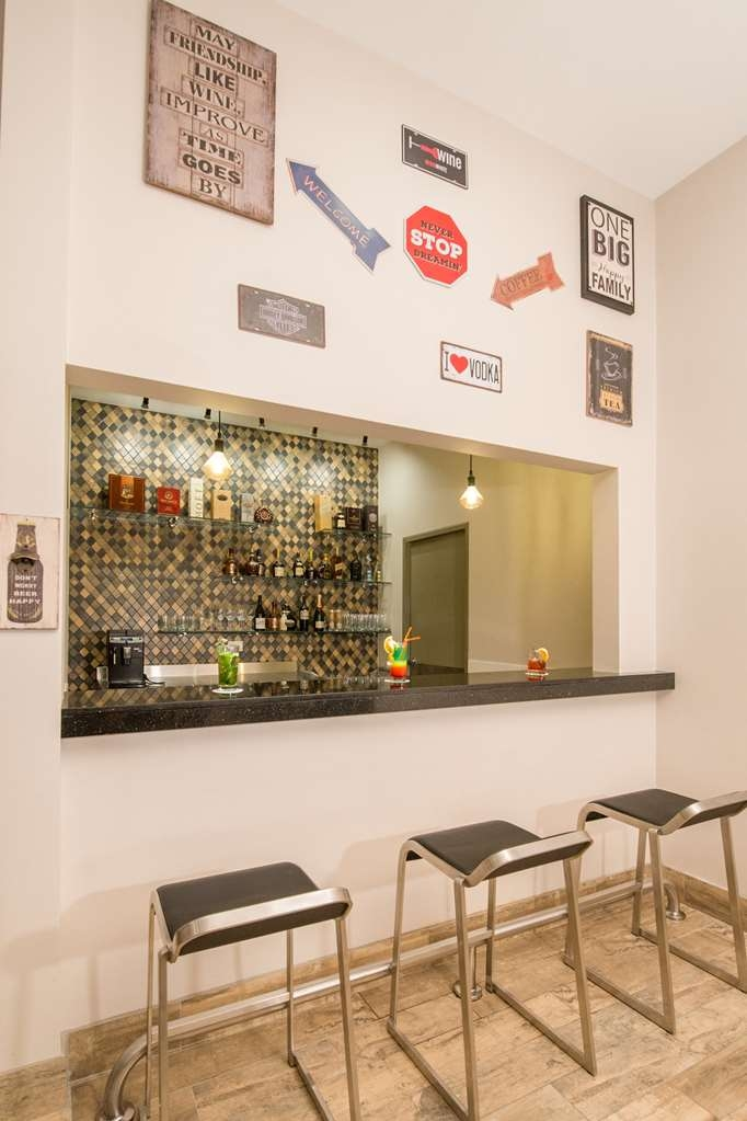 Best Western Plus Urban Larco Hotel - Bar/Salón