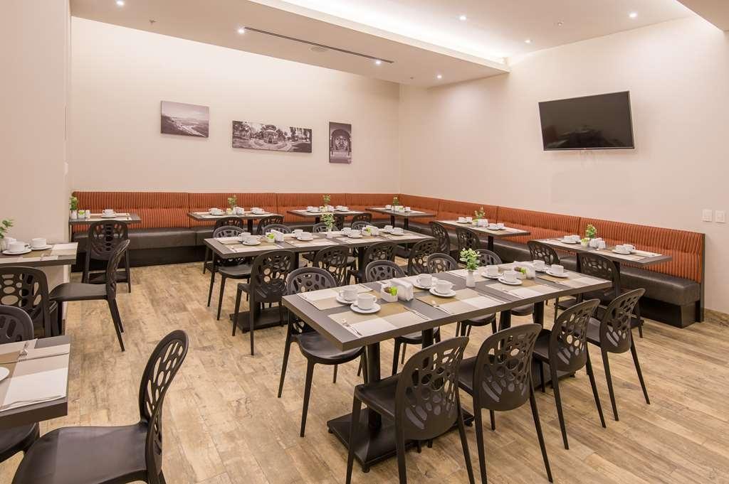Best Western Plus Urban Larco Hotel - Restaurant