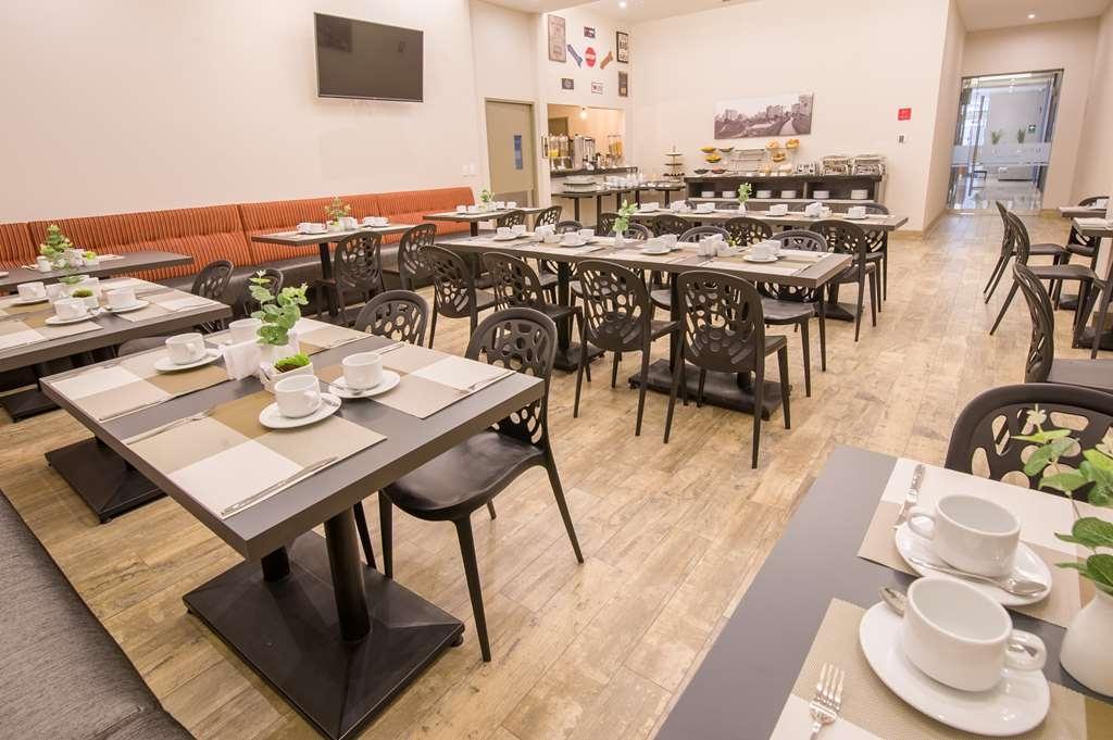 Best Western Plus Urban Larco Hotel - Restaurant / Etablissement gastronomique