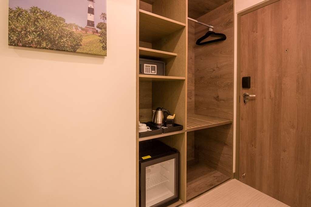 Best Western Plus Urban Larco Hotel - habitación de huéspedes-amenidad