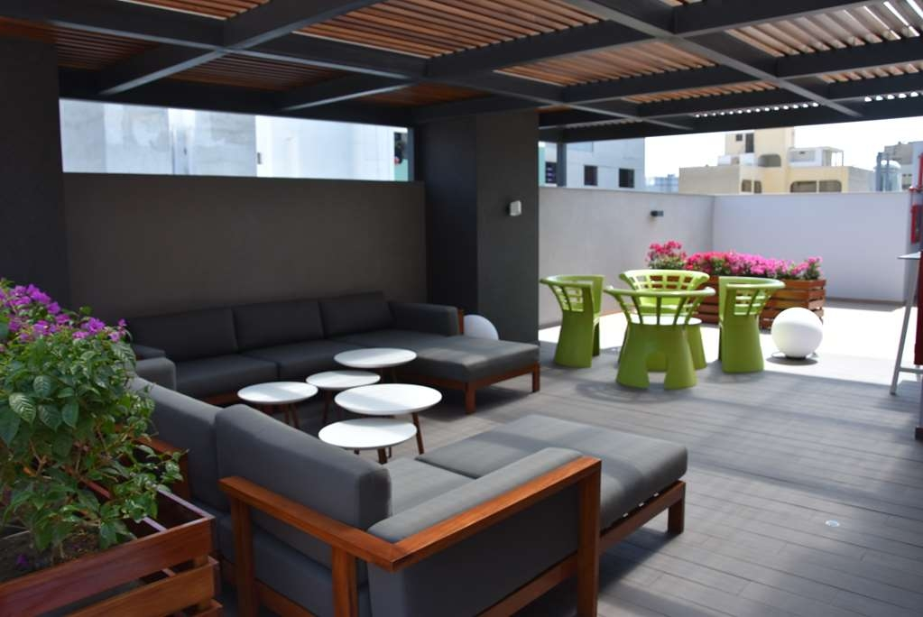 Libre Hotel, BW Signature Collection - ROOF TERRACE