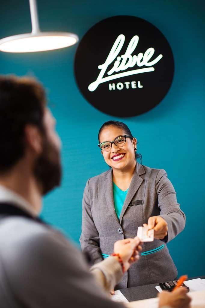 Libre Hotel, BW Signature Collection - Lobbyansicht