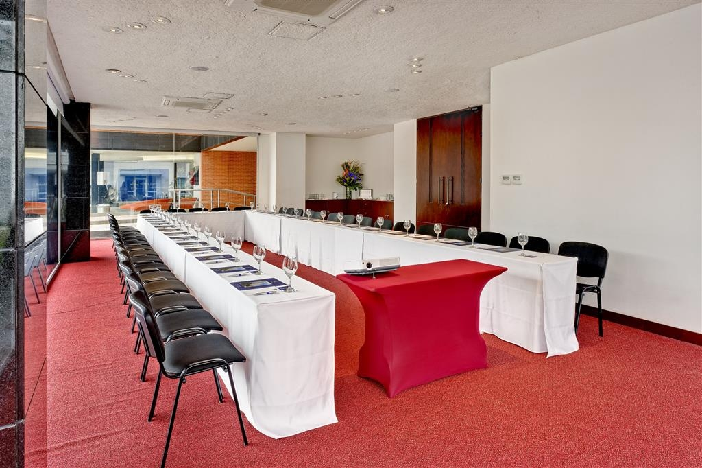 Best Western Plus 93 Park Hotel - Meeting Room - Oregon