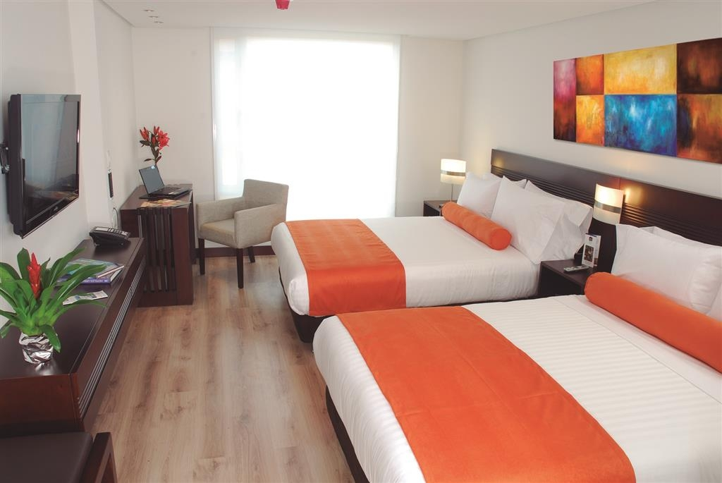 Best Western Plus 93 Park Hotel - Superior Twin Room
