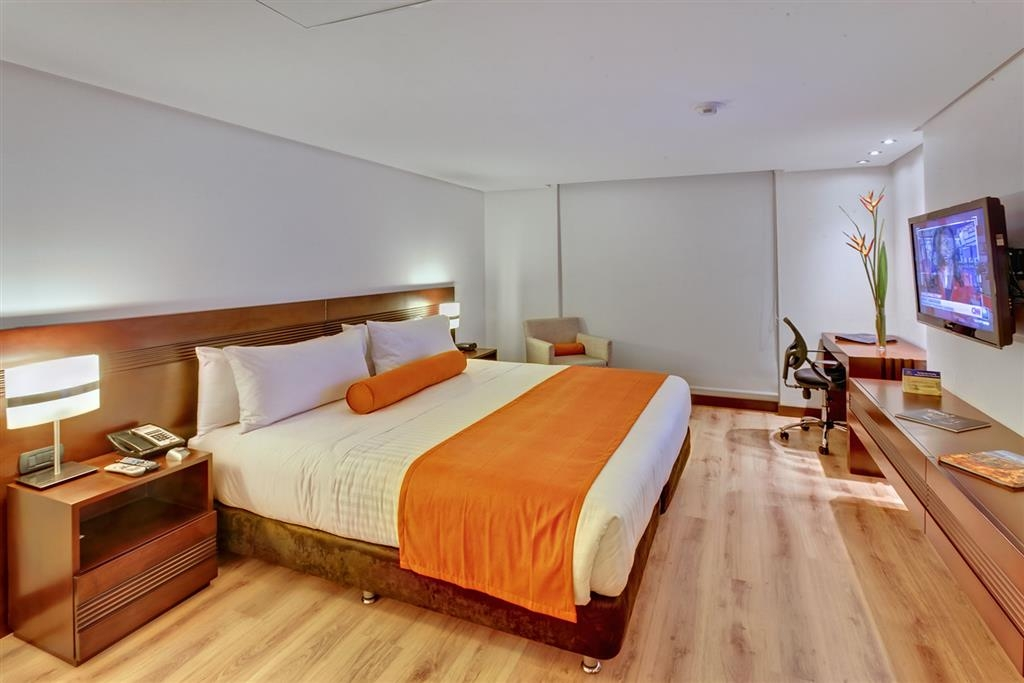 Best Western Plus 93 Park Hotel - Superior King Room