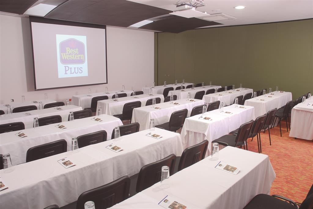 Best Western Plus 93 Park Hotel - Meeting Room - Montana 2